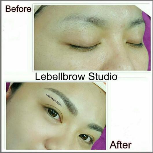 Eyebrow Embroidery | Lebellbrow Studio